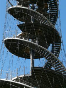 こころの成長-螺旋階段