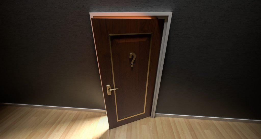 原因不明-ドア