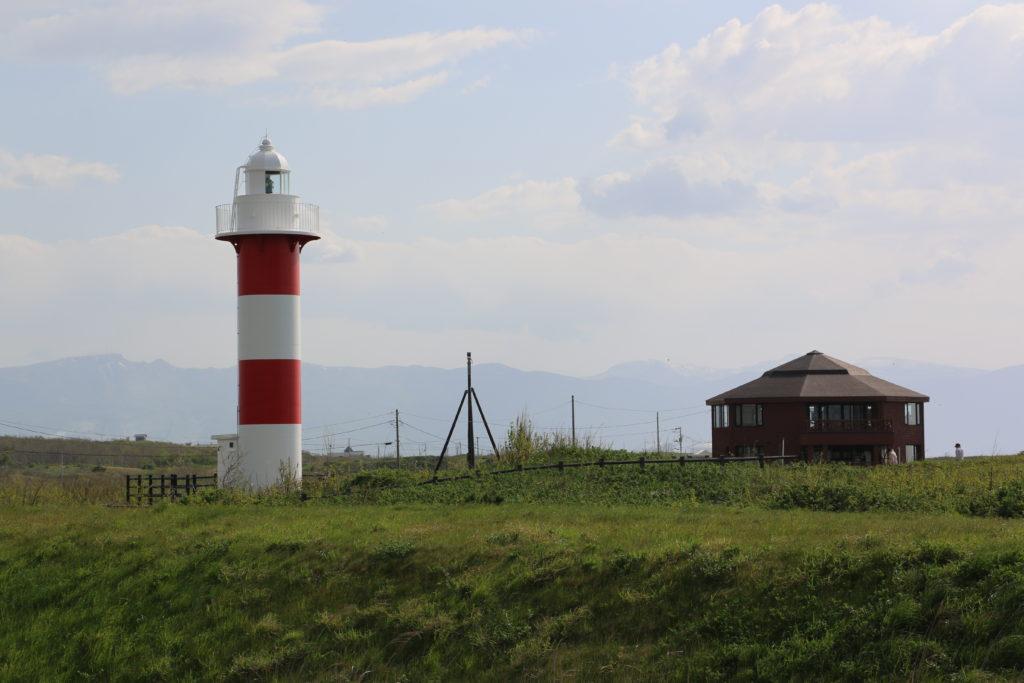 はまなすの丘公園-灯台