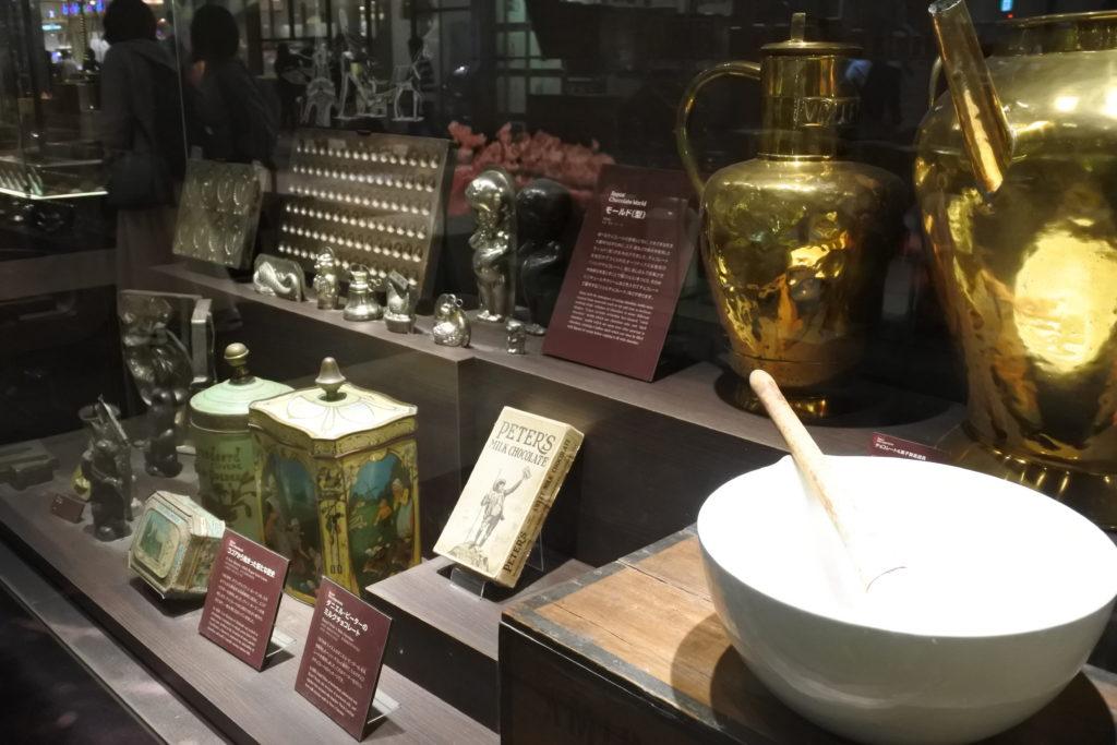 ロイズのチョコレート資料館