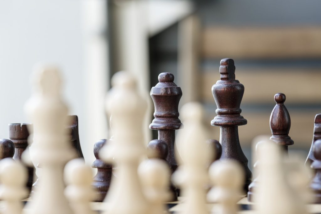 チェスの駒-仲間-組織