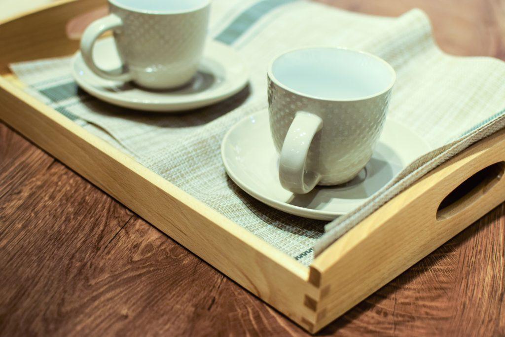 コーヒーでひと休み