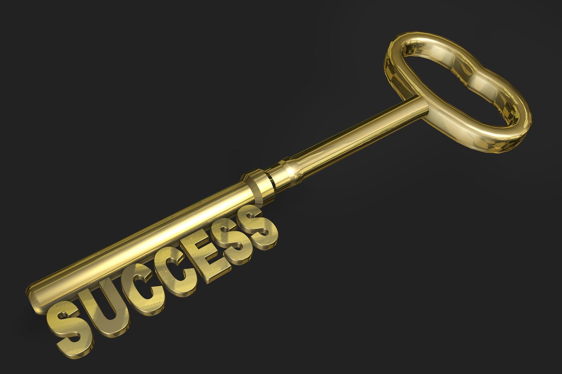 成功の鍵-解決のためのヒント
