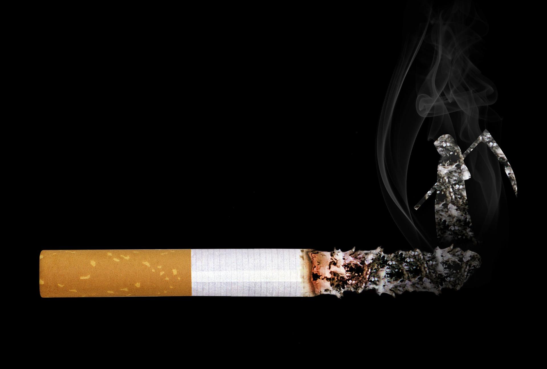 依存性の高いタバコ