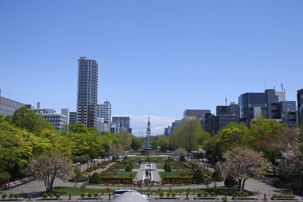 札幌-大通公園