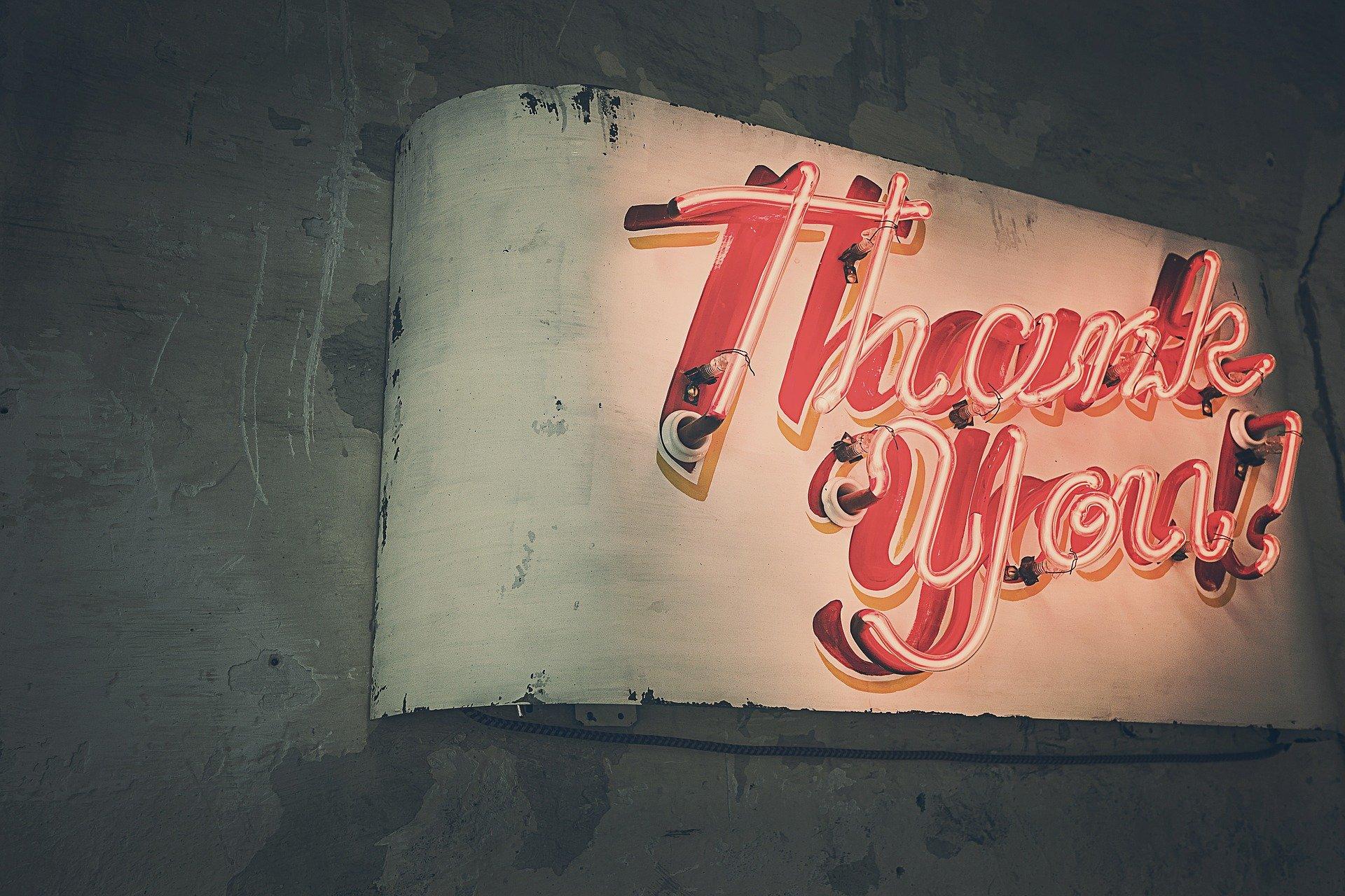 thankyou-ありがとう-ネオン